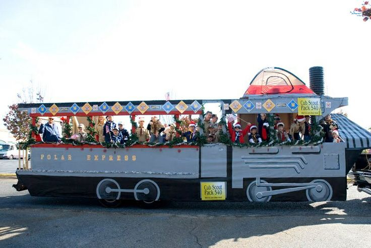 13 Best Images About Christmas Parade On Pinterest Polar Express Party Cotton And Book Nooks