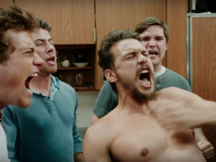 James Franco & Nick Jonas Star in Fraternity Hazing Thriller 'Goat' #LGBTQ #CollegeLife