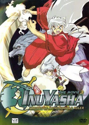 InuYasha the Movie 3 Swords of an Honorable Ruler 2003