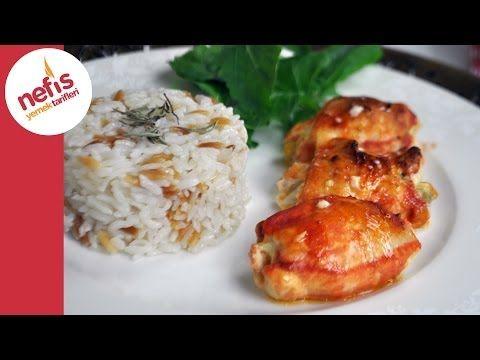 Tavuk Sarma Tarifi Videosu - Nefis Yemek Tarifleri