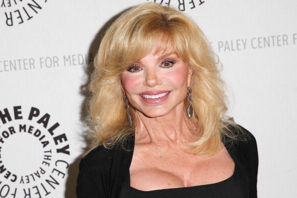 Loni Anderson attends the Paley Center presentation of 'Baby, If You've Ever Wondered: A WKRP In Cincinnati Reunion' at The Paley Center for Media on June 4, 2014 in Beverly Hills, California.