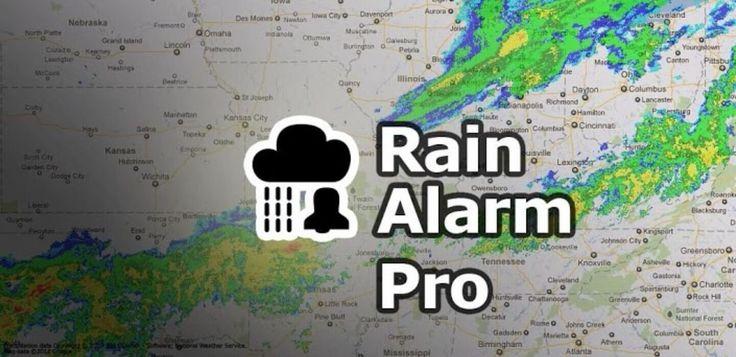 Rain Alarm Pro v4.1.7  Jueves 7 de Enero 2016.Por: Yomar Gonzalez   AndroidfastApk  Rain Alarm Pro v4.1.7 Requisitos: 2.3 y arriba Descripción: Esta aplicación y widget son capaces de advertir de la precipitación (como la lluvia o la nieve) por una alarma. Esta aplicación del tiempo le advierte cuando la lluvia está a punto. En lugar de la previsión se advierte el uso de datos en tiempo casi real que es más preciso que cualquier pronóstico puede ser. Es un asistente útil para todo al aire…