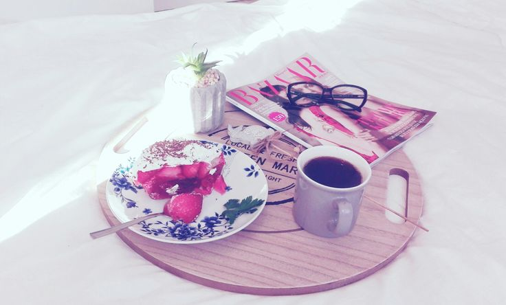 Perfect morning coffeetime 😊