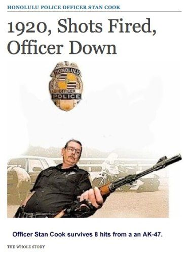 1920, Shots Fired, Officer Down by Stan Cook