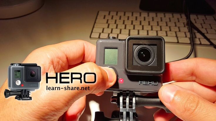 How to Update GoPro Hero's Software Version (Firmware) - YouTube