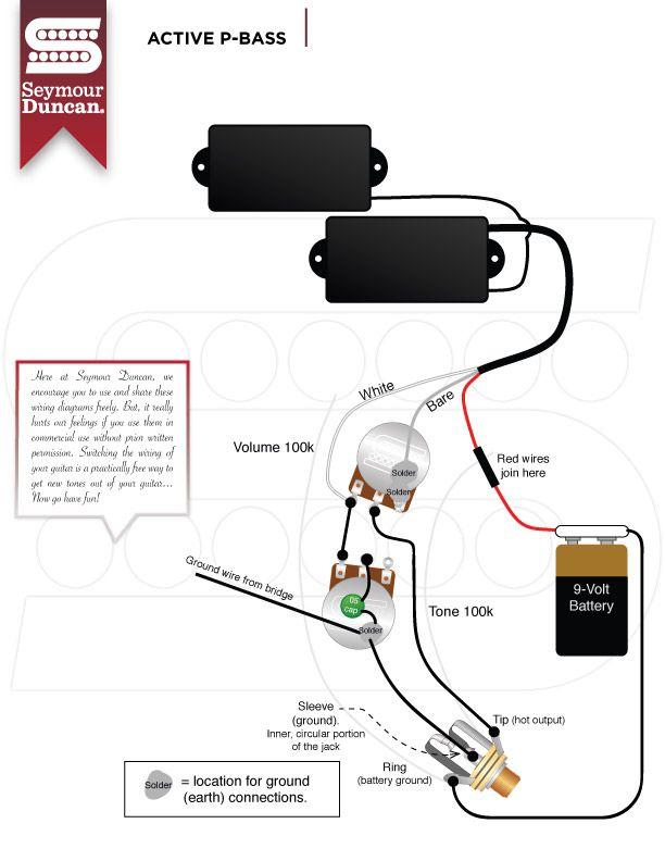 seymour duncan active wiring diagram  2000 solara fuse box