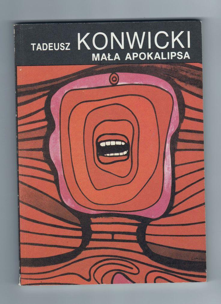 T. Konwicki, Mała Apokalipsa - book cover