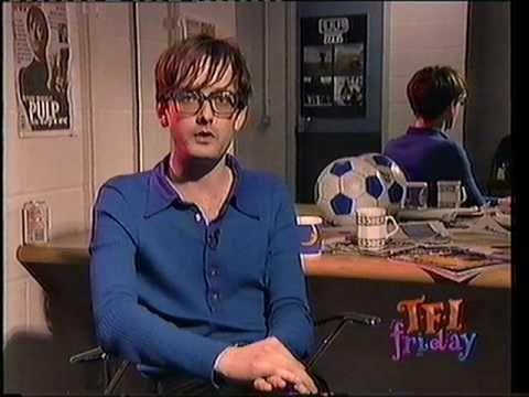 Jarvis Cocker - TFI Friday Interview RE: Michael Jackson/Brit Awards inc...