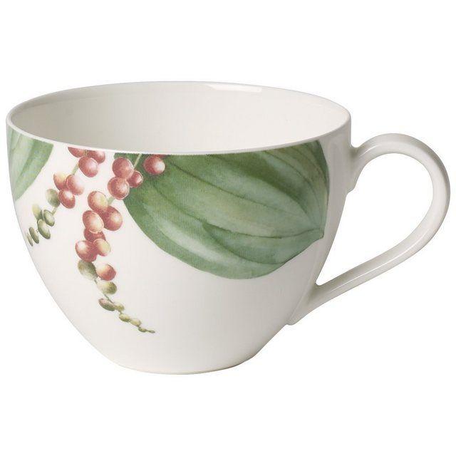 Villeroy Boch Kaffeetasse Malindi Kaffeetasse Mit Elegantem Dekor Online Kaufen Kaffeetassen Kaffee Und Tassen