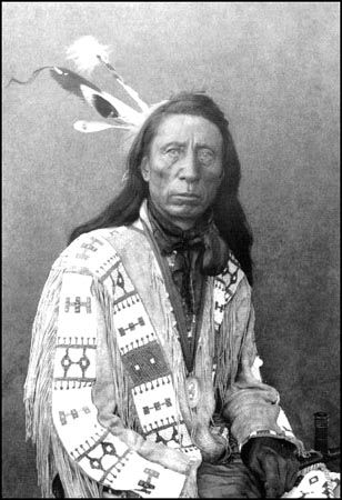 Sioux Indian Chief Red Cloud