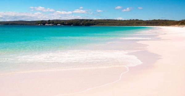 Η πιο λευκή παραλία στον κόσμο! (PHOTOS)