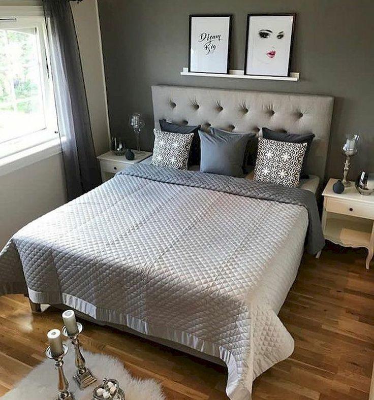 Schone 90 Wunderschone Skandinavische Schlafzimmer Dekorieren