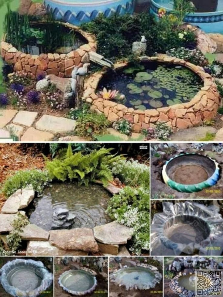15. #Tractor Tire Ponds - 28 #Everyday Items #Turned into Fish Tanks and… #Maker