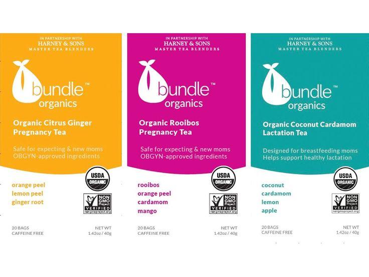 Bundle Organics Teas for Pregnant and Nursing Moms project video thumbnail