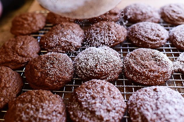 When a brownie and a cookie meet, fall in love, and get married, this is the wedded bliss that results!