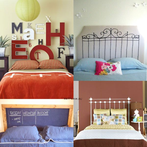 It is time to issue a bed headboard...