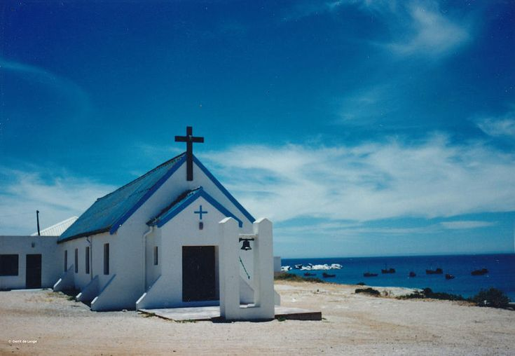 Church In Paternoster - West Coast - South Africa