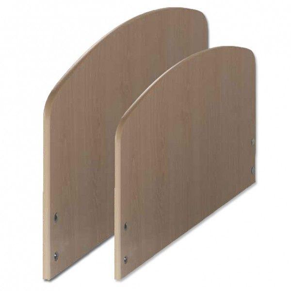 CABECERO Y PIECERO - REF: CORERA: Son dos elementos decorativos que hacen que el ambiente de la habitación de la persona encamada sea más acogedora.