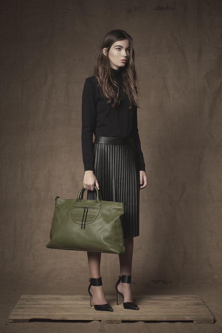 Monaco Weekender #Weekend  #Handbag  #FW15  #Leather