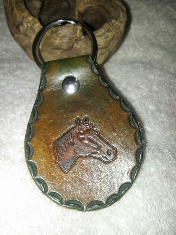 Horse Lover Key Fob $10