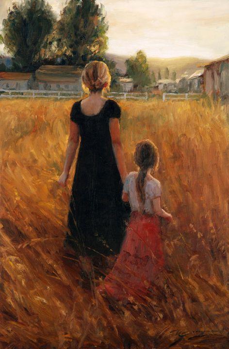 """Sundown"" by Trent Gudmundsen"