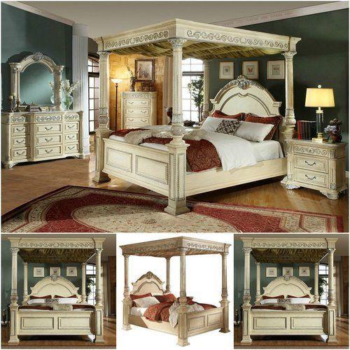17 Best Ideas About Dresser Bed On Pinterest: 17 Best Ideas About Antique White Furniture On Pinterest