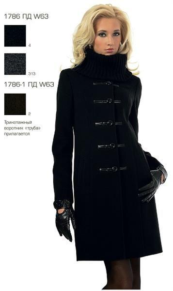 Стильные женские зимние пальто в магазинах москвы