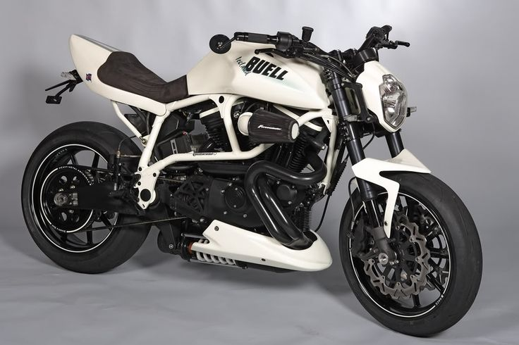 Buell: Probably the sickest naked bike ever.