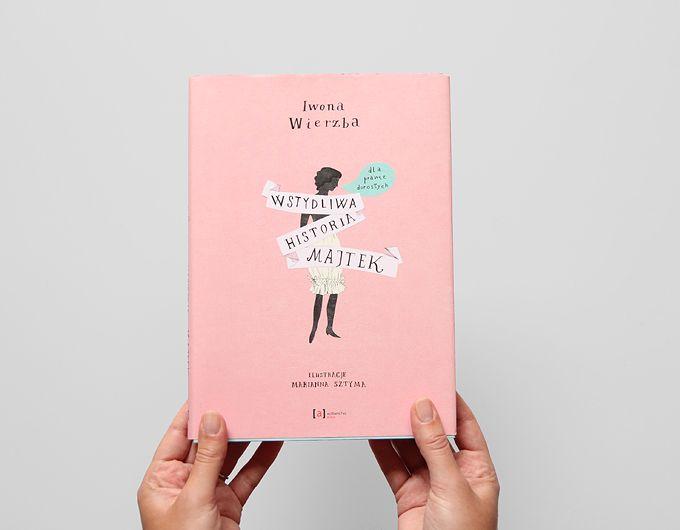 Wstydliwa Historia Majtek dla prawie dorosłych | Lupus Libri | Blog o ładnych książkach i komiksach