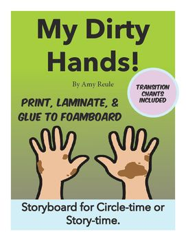 songs to teach children how to wash hands