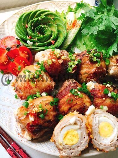 豚バラとうずら卵で肉巻きチーズ卵 by Misuzuさん | レシピブログ ...