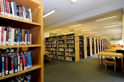 Kütüphane - Kuştepe Kampüsü