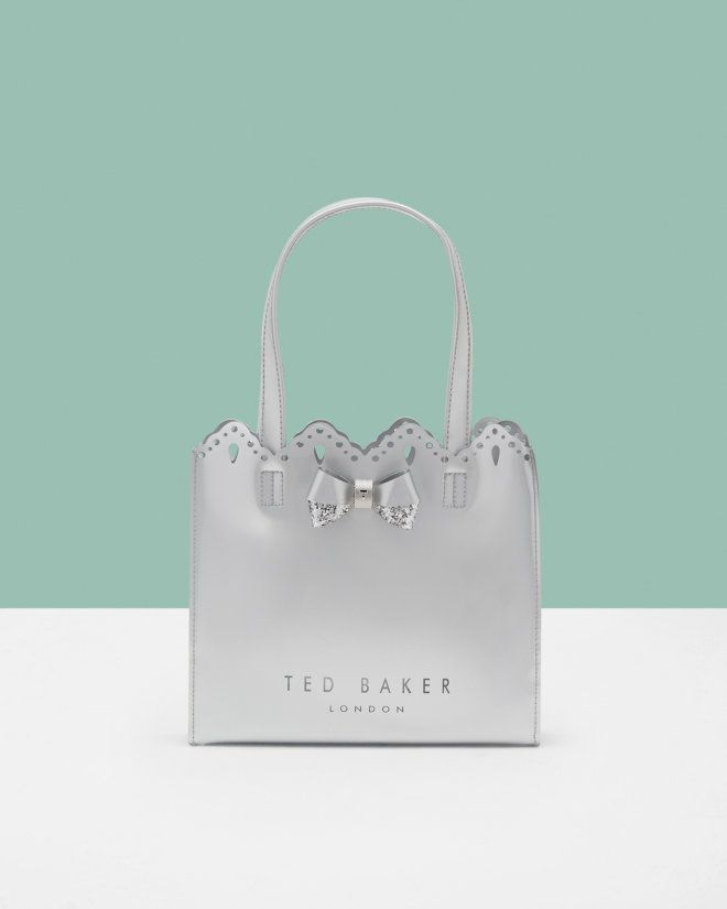 Ted Baker Scalloped edge shopper bag  | Now £17 + Free delivery in the sale |  ❤