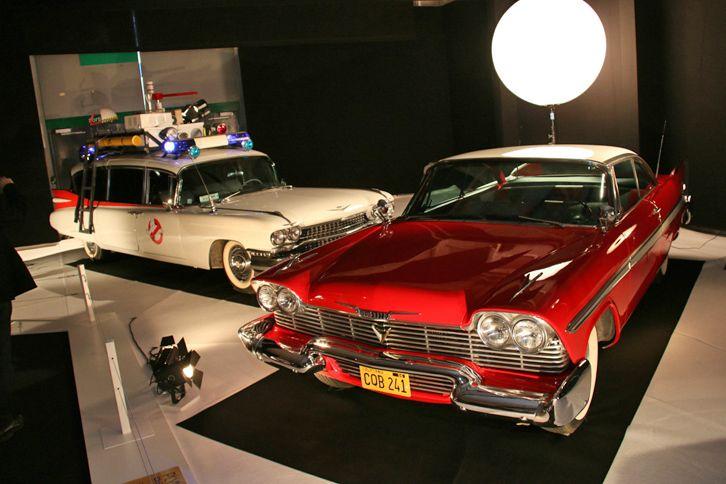 第476回 ボンドカーや トヨタ スープラ もあった パリの特別展に見る 映画劇中車 の世界 マッキナ あらモーダ の画像13枚 Webcg トヨタ スープラ プリマス キャデラック