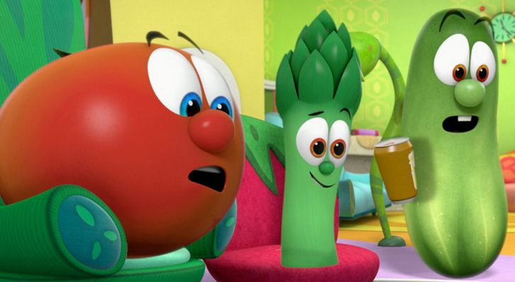 Come check out the NEW Veggietales Series on Netflix & enter the 3 Month Netflix Subscription Giveaway! Ends 12/11/14 so hurry!