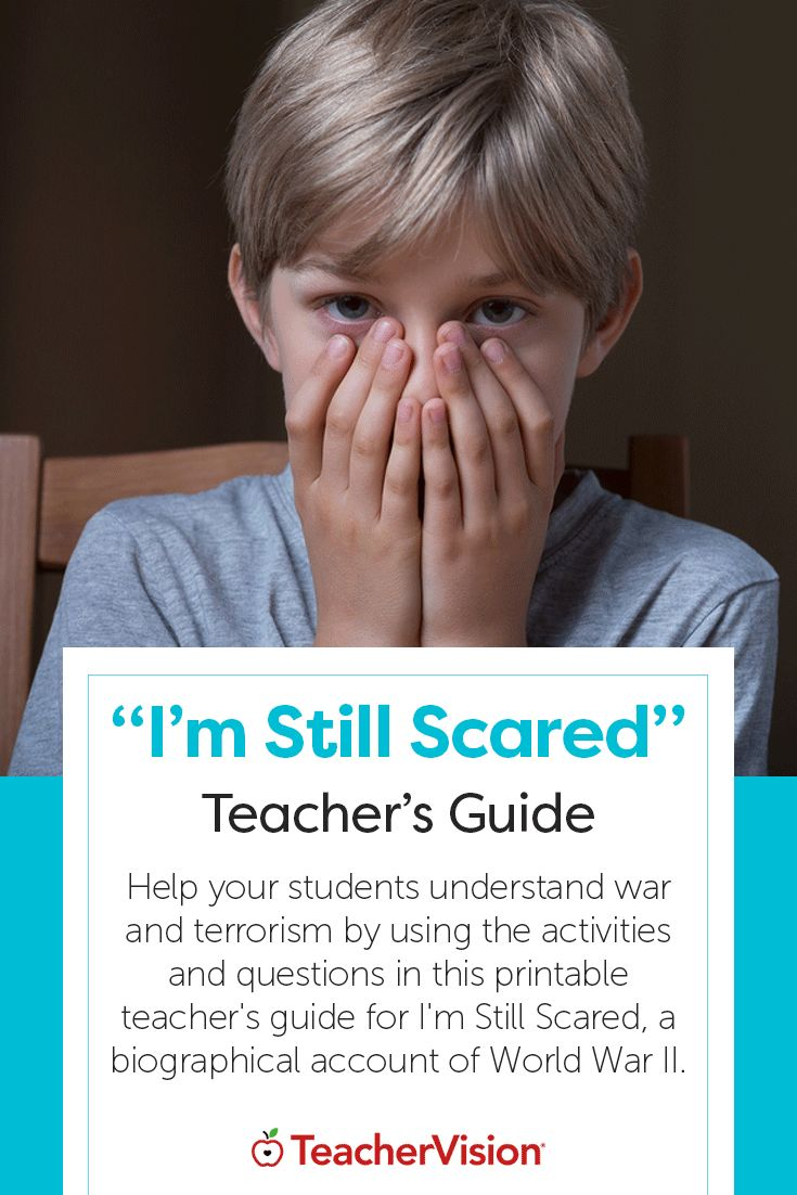 Help your students understand war and terrorism by using the activities and questions in this printable teacher's guide for I'm Still Scared, a biographical account of World War II. In addition to promoting discussion and critical thinking, the guide provides an author interview with Tomie dePaola, cross-curricular projects, and additional resources. (Grades 1-4)