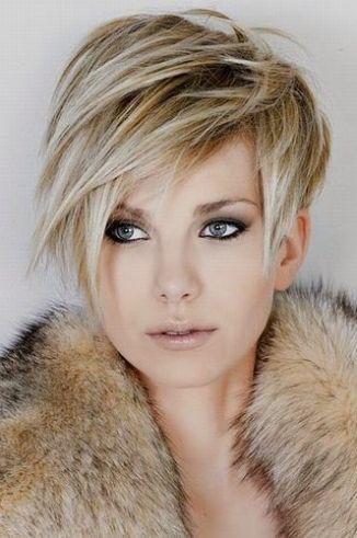 Coupe de cheveux courte 2,15 pour femme tendance (8)