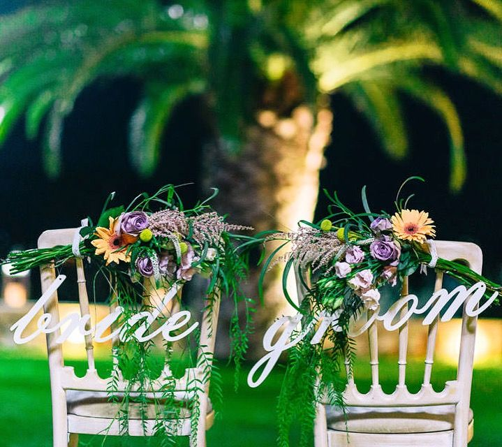 www.sensyle.com Bride and groom wedding chairs design! Dear @dora_ka thank you so for your help! Beautiful decoration for a beautiful couple ❤ Photo credit ~ @eliaskordelakos #sensyle #sensylecrew #sensylewedding