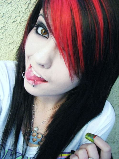 Red hair emo porn-1227