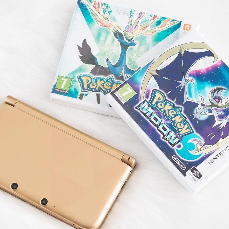 Pokémon Sun & Moon  Nintendo 3DS  Pokémon games