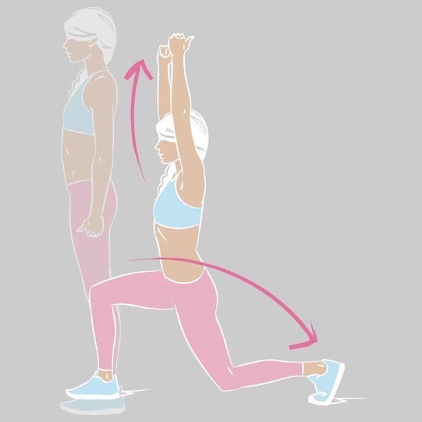 Po- und Rückentraining: Diese Übungen machen euch heiß von hinten – Gesundheit