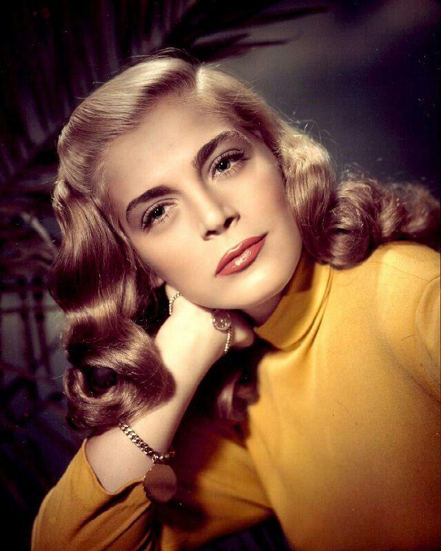 Lizabeth Scott, ca. 1940s