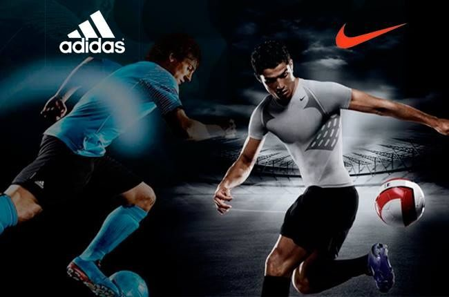 Nike vs adidas la batalla del mundial 191 cristiano ronaldo vs messi f 250 tbol pinterest