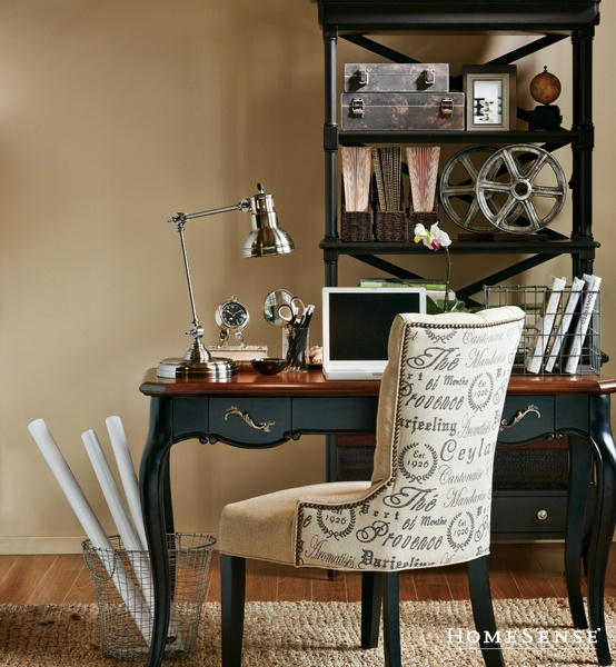 Step 1: Re-pin this image using #HomeSenseStyle tag. Step 2: Enter contest here http://www.homesense.ca/en/pinterestcont great chair #HomeSenseStyle