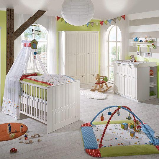 Fresh Roba Kinderzimmer Dreamworld mit t rigem Schrank Bett Wickelkommode
