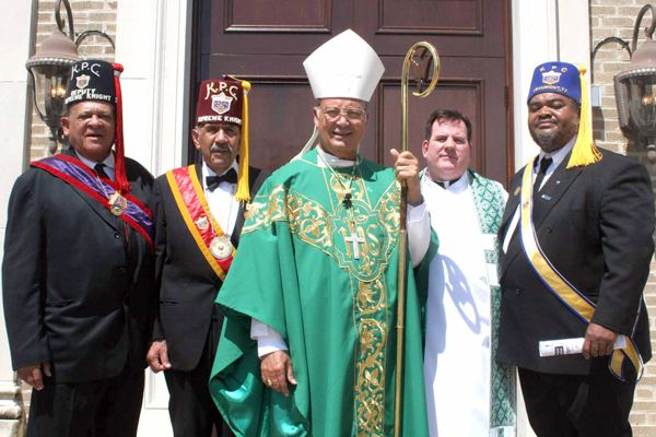 knights of peter claver regalia - Google Search