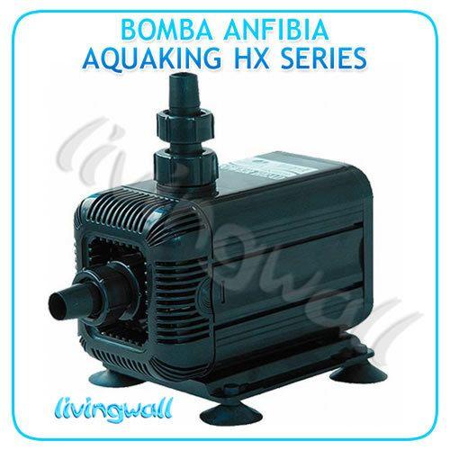 *** Precio 43,45 € *** Bomba de Agua AQUAKING HX-6520.Todas las bombas de la línea HX poseen un eje de aluminio de cerámica de alta calidad, lo que permite una doble aplicación, tanto en agua dulce que en agua salada.