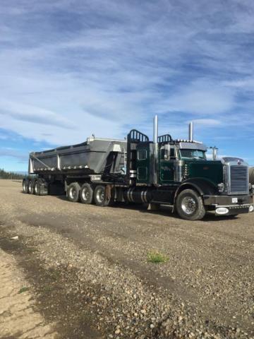 2015 peterbilt 367h tri drive heavy trucks fort st - Bac a semis ...