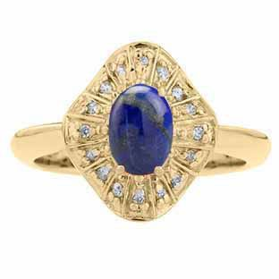 Diamond Lapis Birthstone Ballerina Ring In Yellow Gold Gemologica.com offers a #unique #simple selection of #colored #gemstone #birthstone #rings for #women. Collection includes #engagement #stackable #halo #vintage #solitaire #styles with #natural #amethyst #sapphire #opal #ruby #aquamarine #garnet #morganite #stones. #Jewelry crafted in 10K 14K 18K #yellow #rose #white #black #gold sterling #silver #metal. Shop #Gemologica #jewellery now for #handmade #fashion #fine #custom #style jewelry