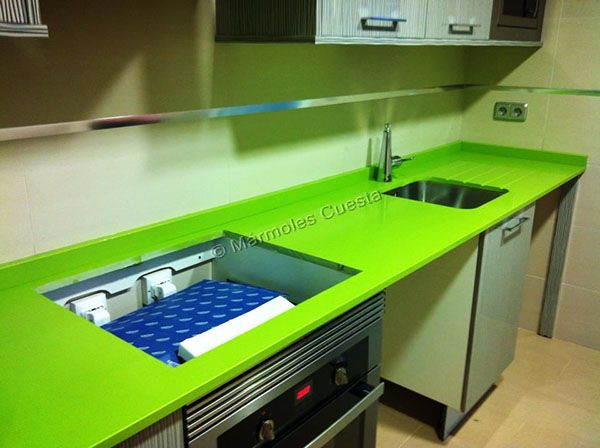 30 best encimeras silestone images on pinterest for Encimeras silestone colores